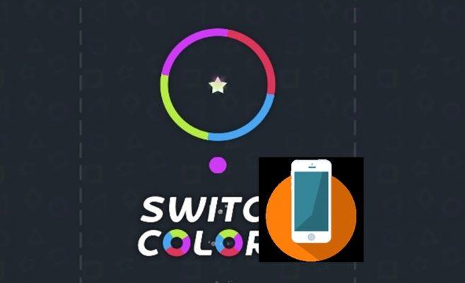 Įgūdžių spalvos - Žaidimas