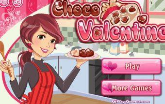 Supjaustyk šokoladą ir pagamink iš jo forminius saldainius. Kai tai padarysi tavęs laukia dar įdomesnė užduotis.
