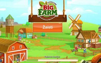 Susikurk savo ūkį internete. Žaidimas ūkis su šimtais kitų ūkininkų.