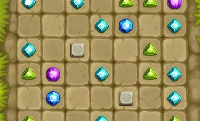 Gem craft sujunk tris žaidimai.