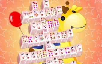 Žaislų mahjong vaikams. Žaidimai apie Mahjong