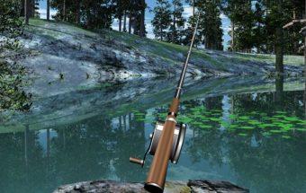 Trumpai apie žvejybą su meškere