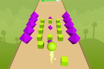 Magiškas kamuolys – loginis žaidimas