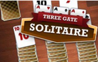 Kortos - Solitaire. Solitaire taisyklės ir kortų žaidimas.