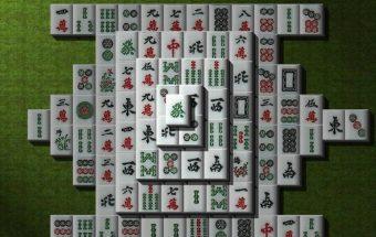 Mahjong 3D žaidimas