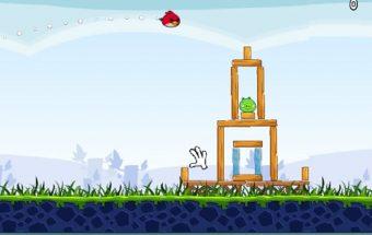 Nemokamas žaidimas apie Angry Birds