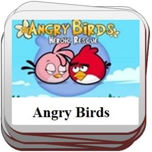 Pikti paukščiai žaidimai.
