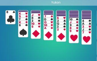 Kortų žaidimai, solitaire, Klondike ir kiti.