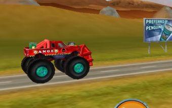 Automobiliai monstrai ir fūros online, žaidimas apie mašinas