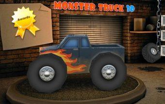 Sunkvežimių monstrų žaidimas berniukams kurie mėgsta lenktynes
