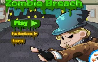 Baisūs Zombiai – šaunus internetinis šaudymo žaidimas.