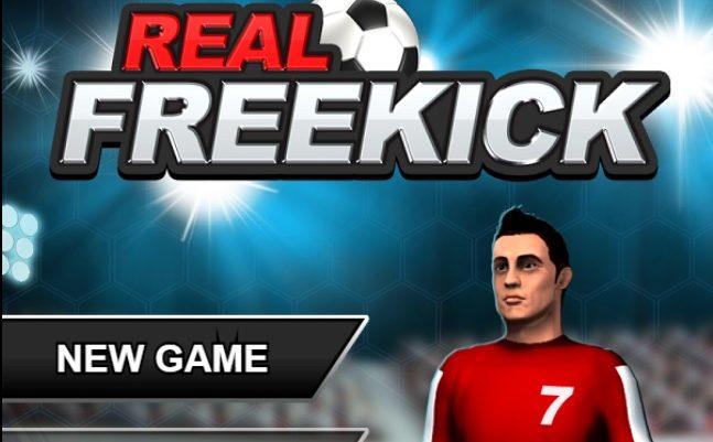 Futbolas internete - išmėgink futbolo žaidimą. Pasaulio čempionatas ir futbolo baudiniai.