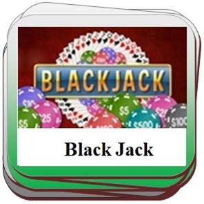 Linksmi Black Jack žaidimai