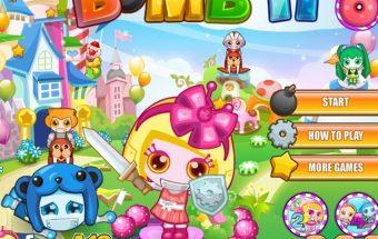 Bomberman žaidimas skirtas dviems žaidėjams.