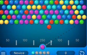 Burbuliukai Pro - burbulų šaudyklė online, Zaidimai.lt