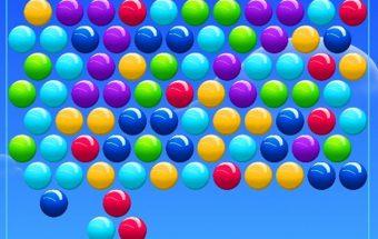 Burbuliukų šaudyklė Pro. Žaidimas online šaudymas į burbulus.