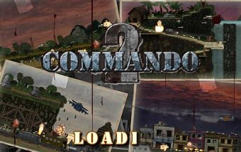 Komanda 2 tai garsus Commando žaidimo tesinys