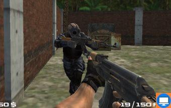Veiksmo žaidimas Counter strike