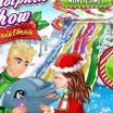 Žaidimas mergaitėms Delfino pasirodymas per Kalėdas.