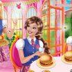 Dešrainių gaminimo ir patiekimo žaidimas merginoms