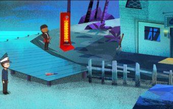 Nusikaltėlių paveiksliukai, žaidimas apie detektyvus.