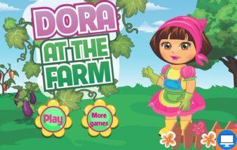 Šiame Doros žaidime reiks tikrai ūkininkauti.