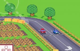 Drifto žaidimas skirtas dviems - driftas ir mašinos