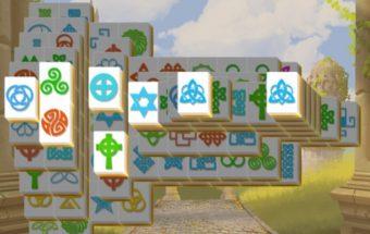 Loginis žaidimas apie Egipto mahjong
