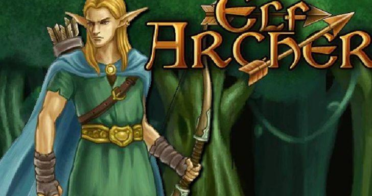 Reikia apsaugoti karalystę nuo blogio. Elfai ir jų atakos.