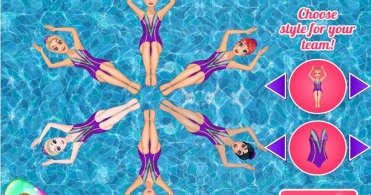 Elsa baseine, padėk mergaitei - linksmas žaidimas kuriame tavo darbas būti Elsos asistente.