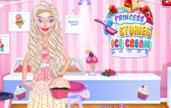 Mergaitė Elsa gamina maistą virtuvėje.