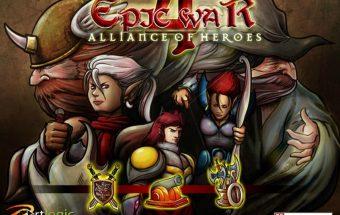 Žaisk Epic War 4 serijos žaidimus