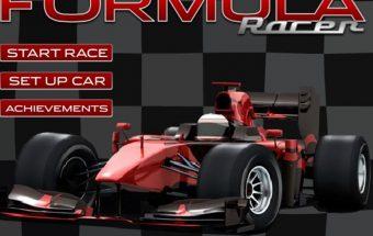 Internetinis žaidimas su Formule 1, išbandyk Formules online