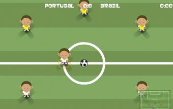 Futbolo žaidimas - Futbolas 2014 metais.