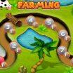 Žaidimas vaikams apie gyvūnėlių auginimą. Mergaitės turi sukurti gyvūnėlių ūkį.