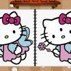 Hello Kitty skirtumai mokykloje.