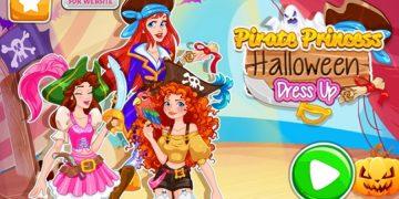 Helovino mergaitė