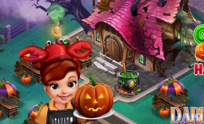 Helovino žaidimai Helovino parduotuvė