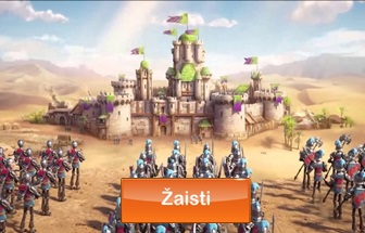Imperija - lietuviškas žaidimas