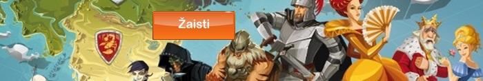 Lietuviškas žaidimas Imperija - strateginiai žaidimai