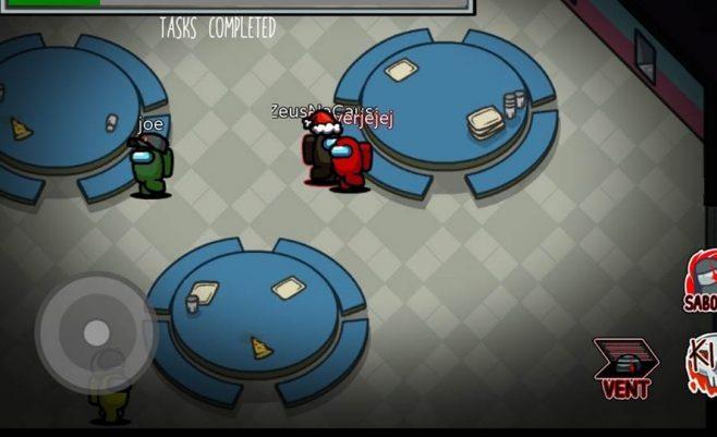Veiksmo žaidimai - Imposteriai