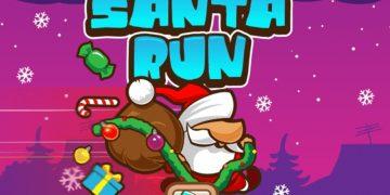 Kalėdinis žaidimas - Kalėdų senelis Šaltis ir jo nuotykiai.