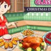 Šventinis žaidimas mergaitėms - Šv. Kalėdų vakarienė