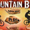 Sportinis žaidimas apie dviračių sportą