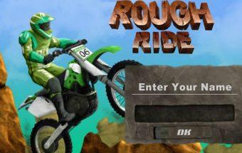 Kalnų motociklų žaidimas