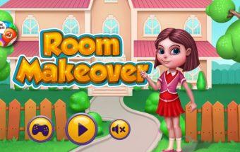 Mergaitės kambario remontas ir namų įkurtuvės.