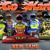 Kartingų žaidimai internete, vairuok mašiną ar kartingą