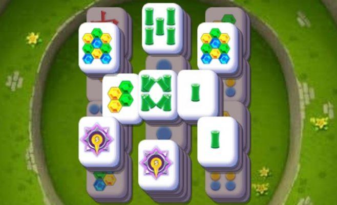 Žaidimas Klasikinis mahjong 2020