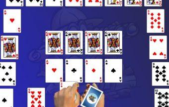 kortų sudėliojimo žaidimas internete