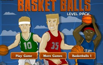 Populiarus žaidimas sportininkams ir krepšinio mėgėjams.
